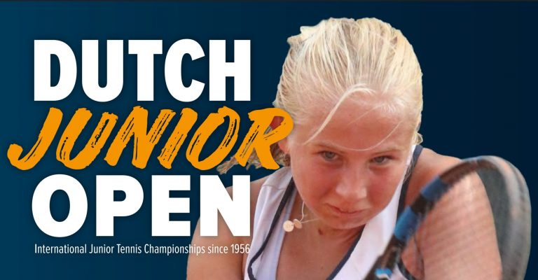 DUTCH JUNIOR OPEN 2019